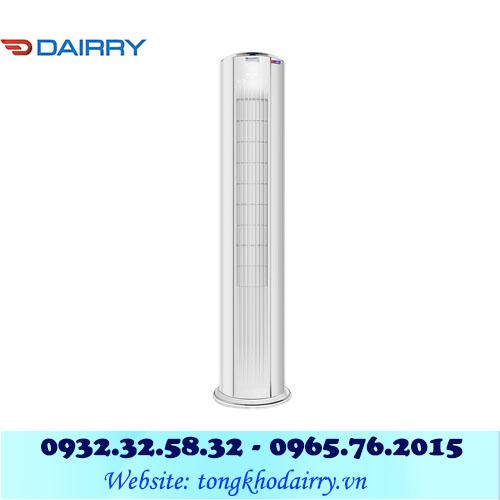 Điều hòa tủ đứng Dairry 18000BTU inverter 2 chiều IF-DR28KH